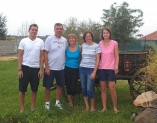 My family and Andra