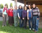 I am with the YWAM Cheb team.
