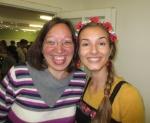 Marianna and I
