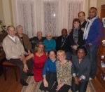 My wonderful home front team in Canada!