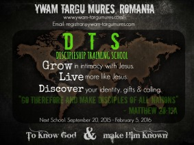flyer for DTS 2015