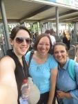 Hannah, Alycia and I