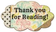 Thank-you for reading