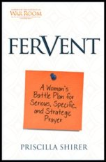 Fervent Prayer Strategies Book