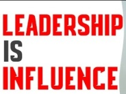 leadership-is-influence