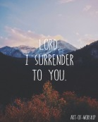 surrender-to-the-lord