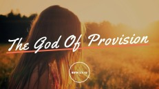God's provision with girl
